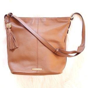 Vince Camuto Leather Hobo Shoulder Bag